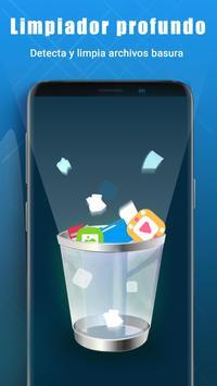 Free Phone Cleaner captura de pantalla 2