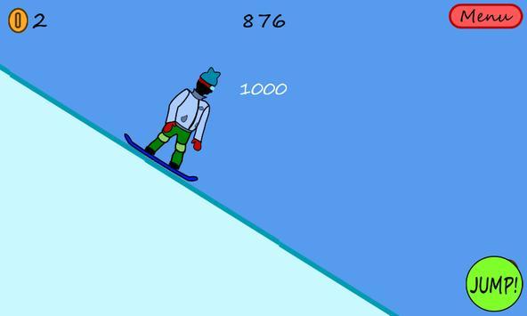 Antibored Snowboarder تصوير الشاشة 4