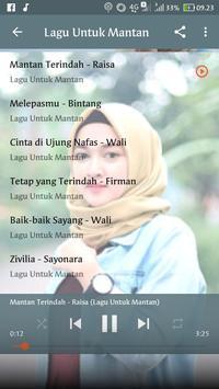 Lagu Untuk Mantan Terindah Offline poster