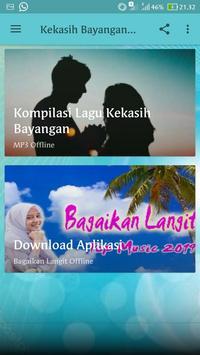 Kekasih Bayangan Offline poster