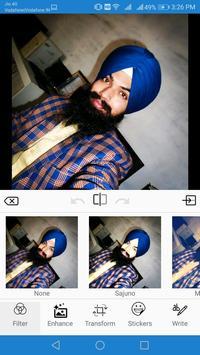 Photo Editor (PubG Sticker) screenshot 2