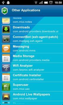 Anti Spy Mobile Free 截圖 3