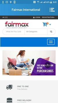 Fairmax International Shopping screenshot 1