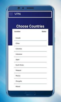 Free  VPN (Free Proxy Unlimited) screenshot 1
