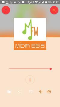 Rádio Mídia FM screenshot 1