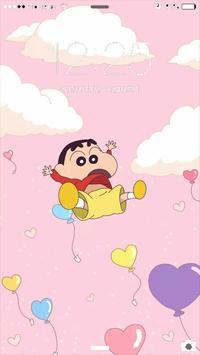 Supar Cute Shin-Chan Wallpapers screenshot 4