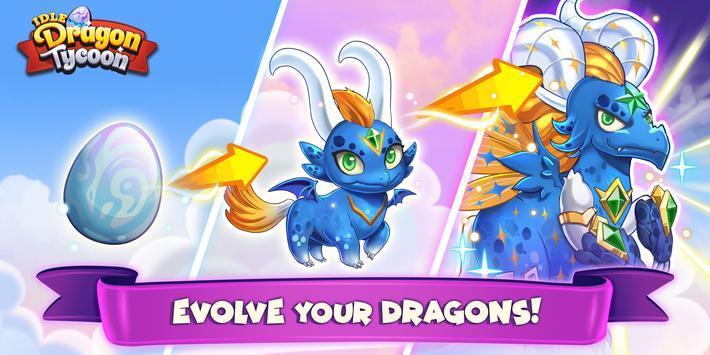 Idle Dragon Tycoon Ekran Görüntüsü 15