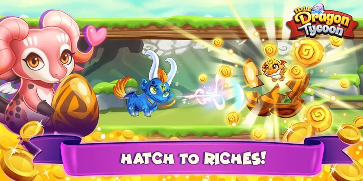 Idle Dragon Tycoon Ekran Görüntüsü 19