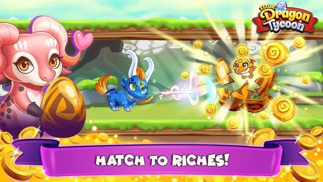 Idle Dragon Tycoon Ekran Görüntüsü 5