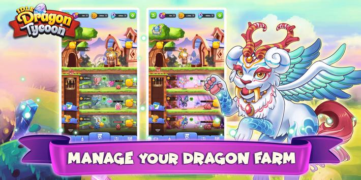 Idle Dragon Tycoon Ekran Görüntüsü 9