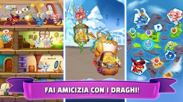 3 Schermata Idle Dragon Tycoon