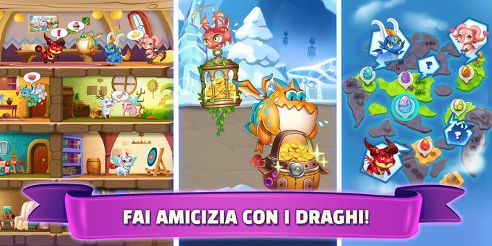 10 Schermata Idle Dragon Tycoon