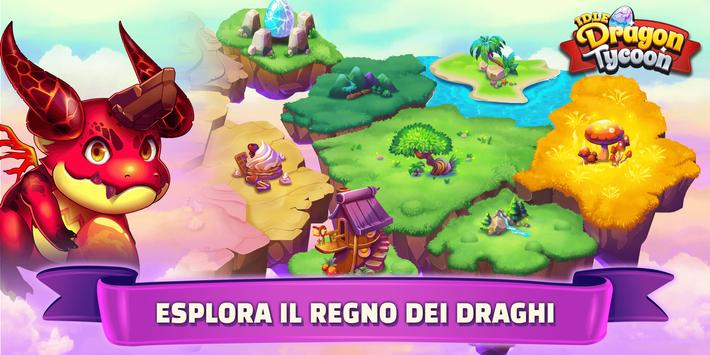 11 Schermata Idle Dragon Tycoon