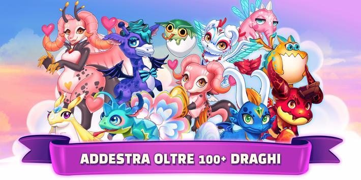 7 Schermata Idle Dragon Tycoon