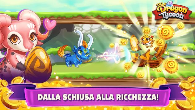 5 Schermata Idle Dragon Tycoon