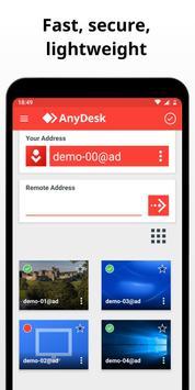 AnyDesk screenshot 1