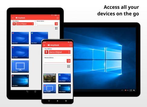 AnyDesk screenshot 4