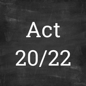 Act 20/22 Residency icon