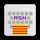 Catalan for AnySoftKeyboard أيقونة