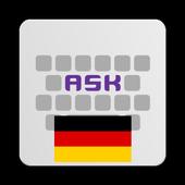 German for AnySoftKeyboard 图标