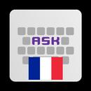 French for AnySoftKeyboard APK