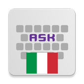Italian for AnySoftKeyboard icon