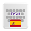 Spanish for AnySoftKeyboard biểu tượng