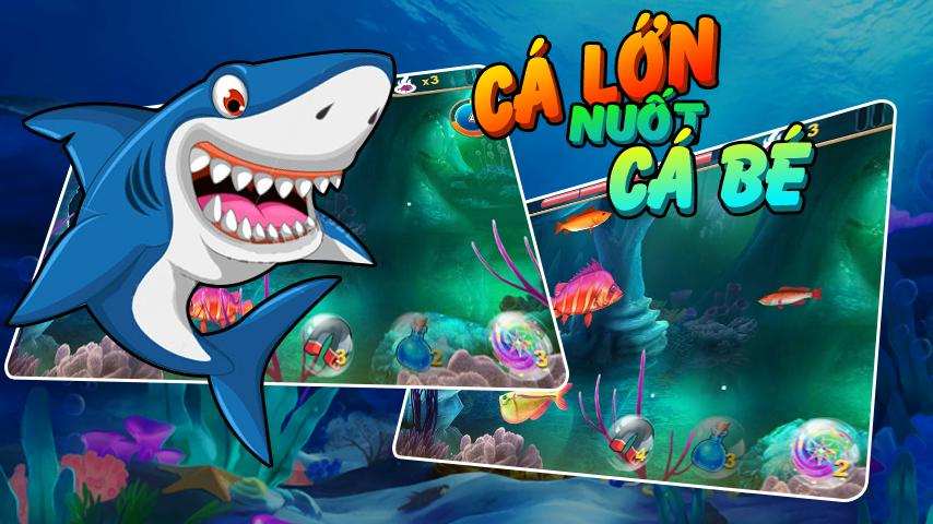 download game ca lon nuot ca be 2 free