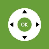 Remote For AOC TV icon