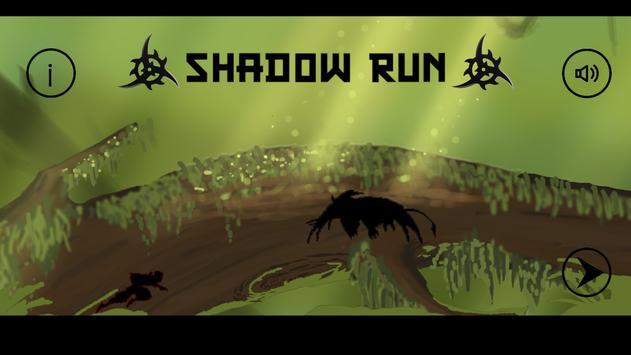 Ninja Shadow Run poster