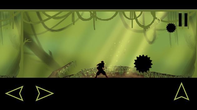 Ninja Shadow Run screenshot 2