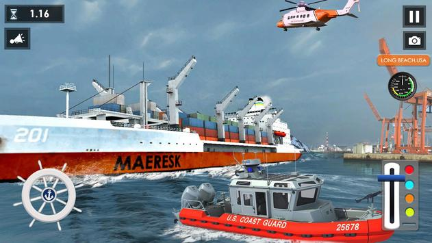 Big Container Ship Simulator screenshot 13