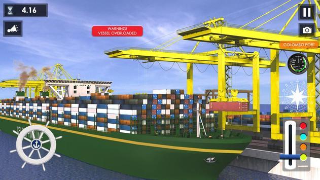 Big Container Ship Simulator screenshot 12