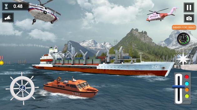 Big Container Ship Simulator screenshot 15