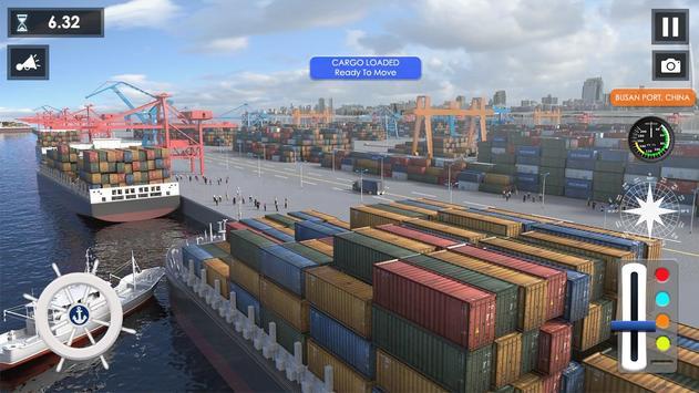 Big Container Ship Simulator screenshot 3