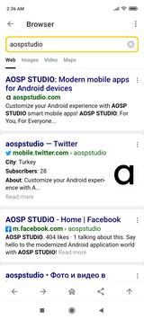 Quick Search screenshot 2
