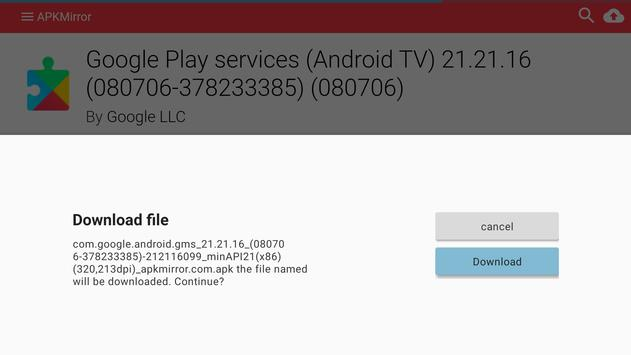 Quick Search for Android TV screenshot 4