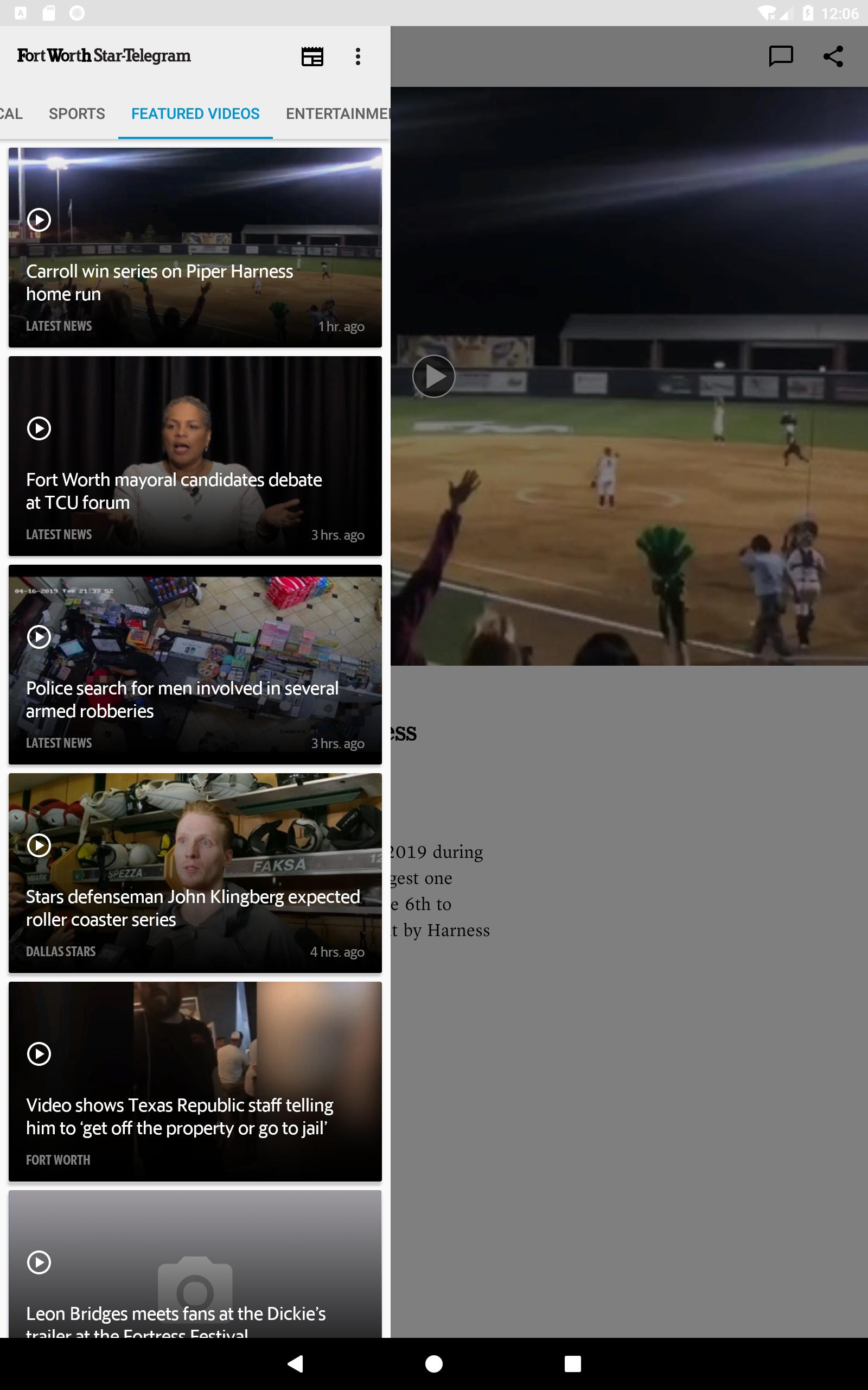 Fort Worth Star-Telegram for Android - APK Download
