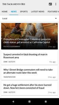 The Sacramento Bee newspaper تصوير الشاشة 2
