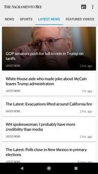 The Sacramento Bee newspaper تصوير الشاشة 3