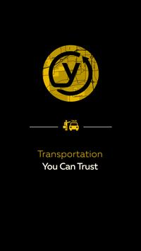 Yellow Cab Co poster
