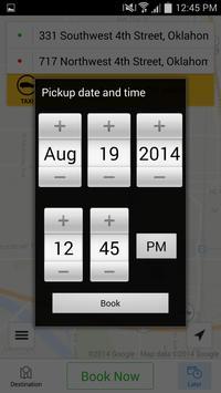 Yellow Cab Co. of Oklahoma screenshot 4