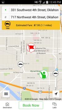 Yellow Cab Co. of Oklahoma screenshot 3