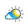 Pogoda na żywo ikona