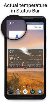 Weather Live screenshot 3