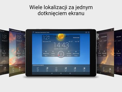 Pogoda na żywo screenshot 10