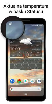 Pogoda na żywo screenshot 3