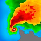 NOAA Weather Radar Live & Alerts v1.39.4 (Premium) (Unlocked) + (Versions) (22 MB)