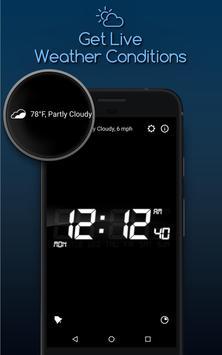 Jam Alarm untuk Ku gratis screenshot 3