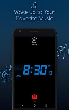 Jam Alarm untuk Ku gratis poster